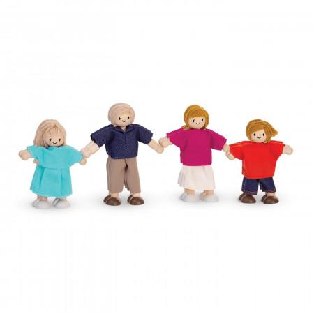 PlanToys Puppenfamilie