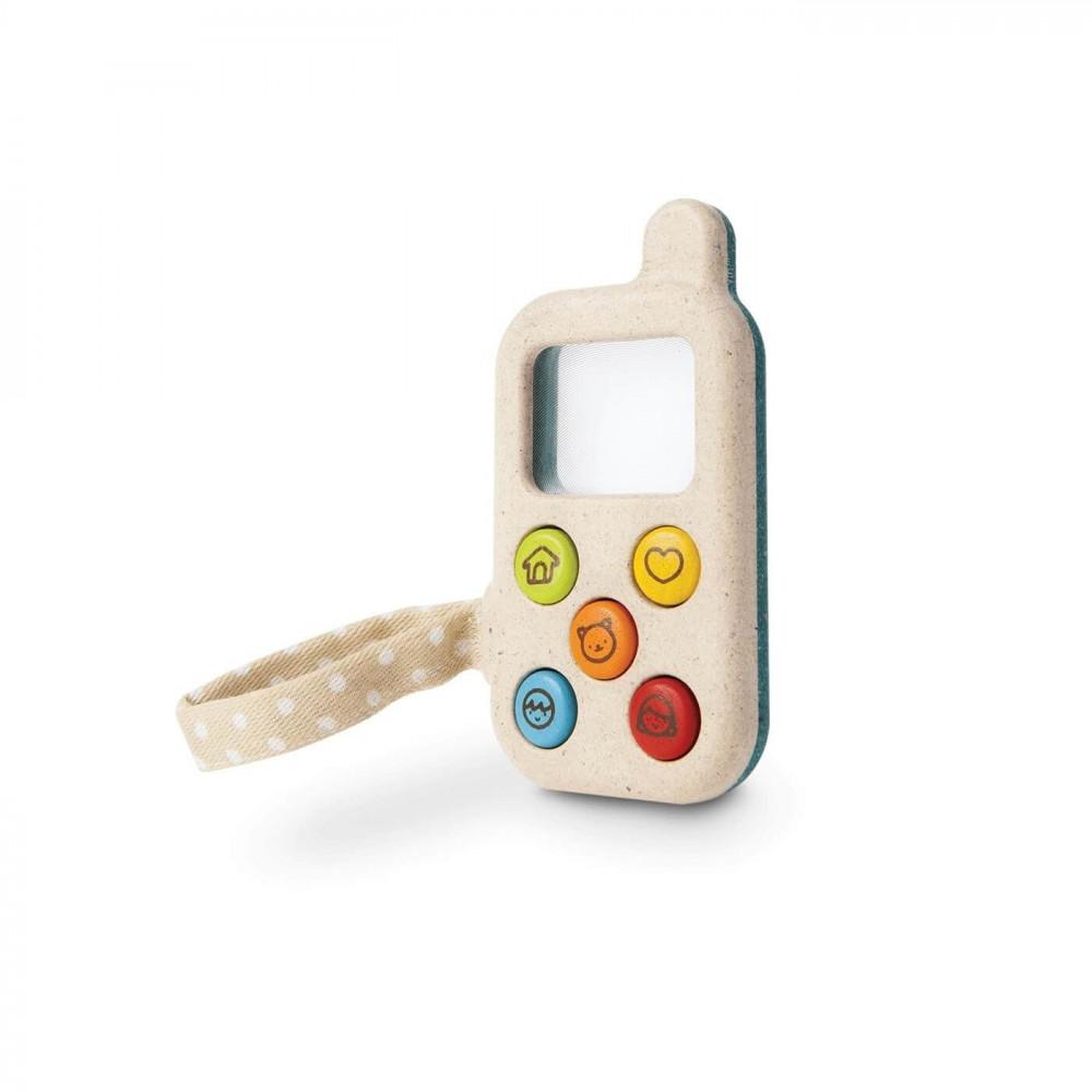 PlanToys Telefon aus Holz