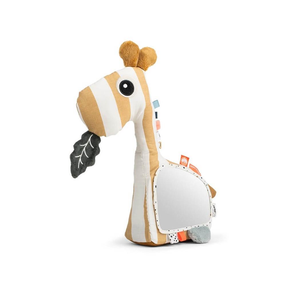 Done by Deer Baby Activity Spiegel, Raffi Mustard