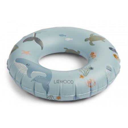 Liewood Schwimmreifen Baloo Sea creature mix