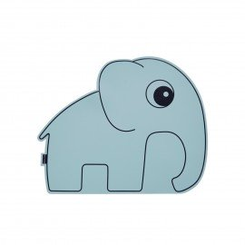 Done by Deer Platzset Elefant blau