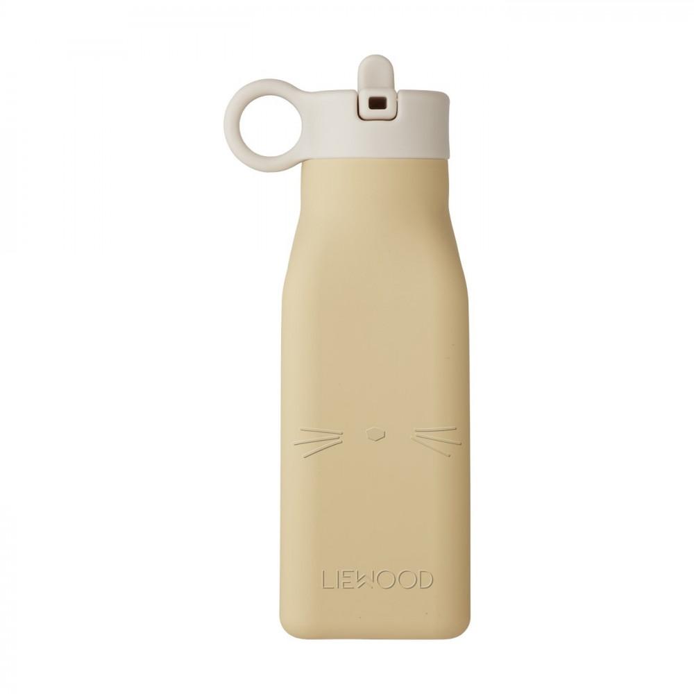 Liewood Trinkflasche Warren Dino mustard