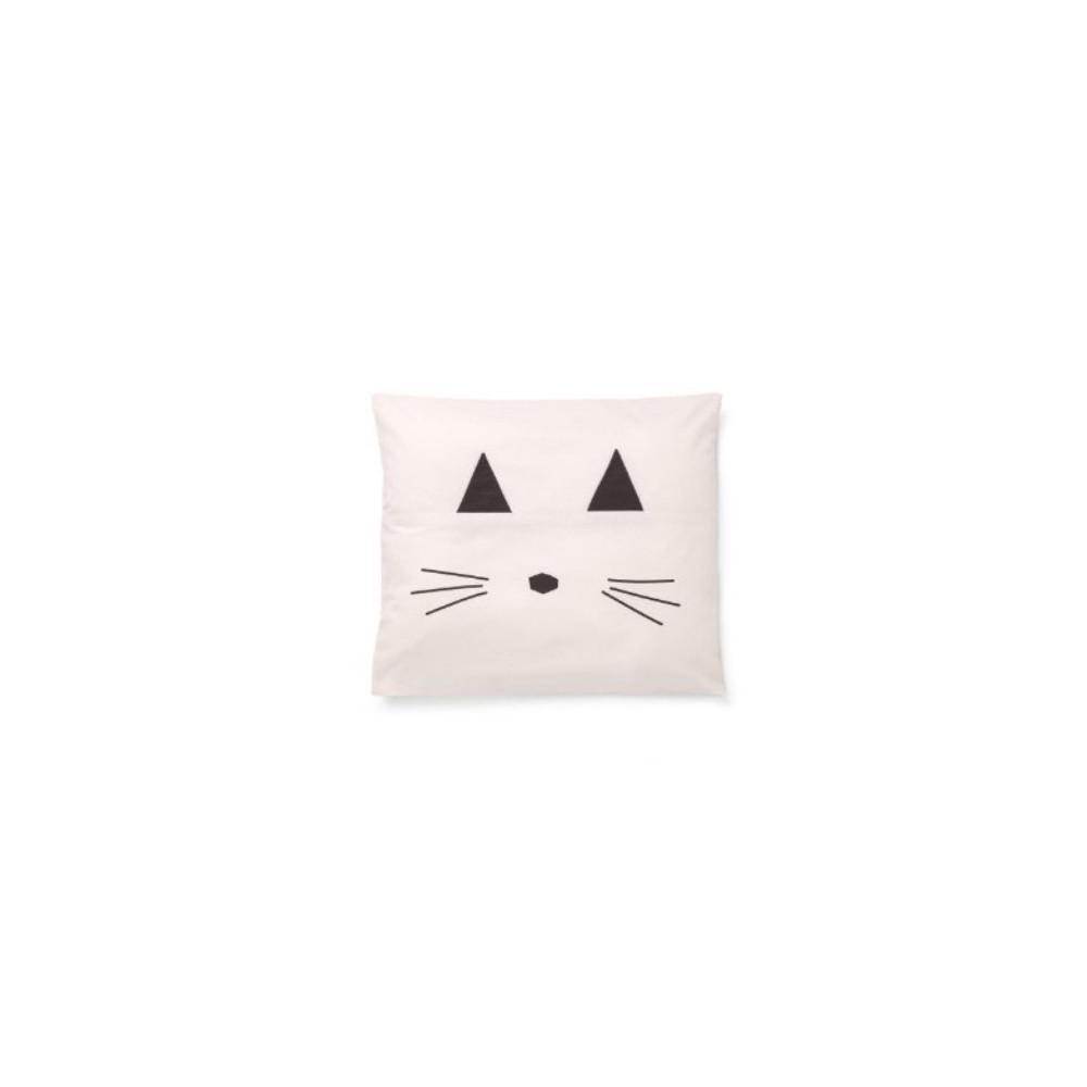 Liewood Kissenbezug Katze Rosa