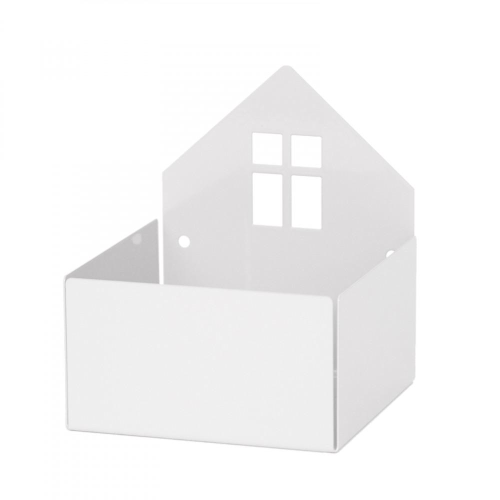 Roommate Town Box Aufbewahrung Weiß