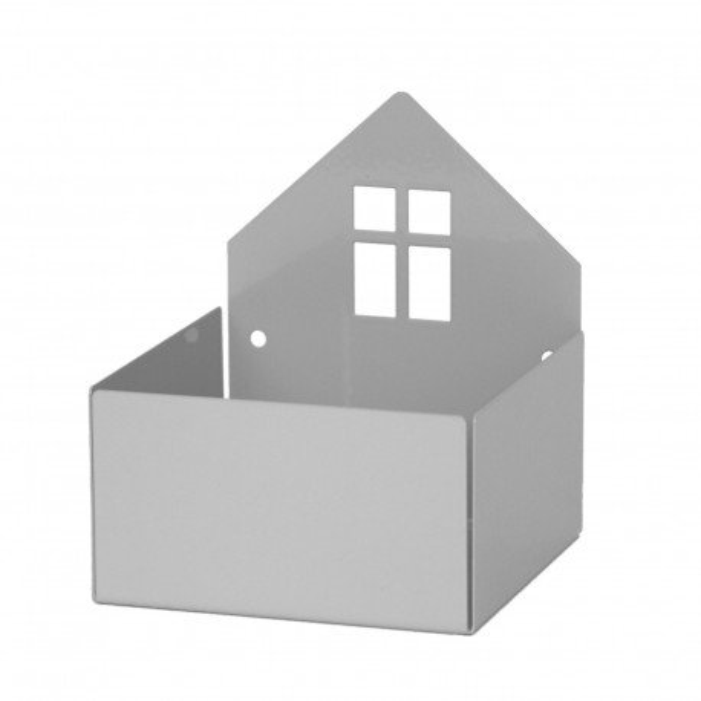 Roommate Town Box Aufbewahrung Grau