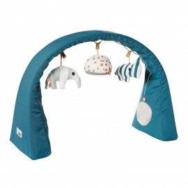 Done by Deer Baby Spielbogen und Activity Center blau