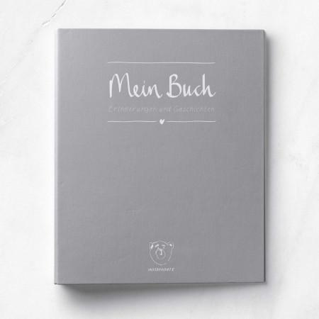 """Withwhite """"Mein Buch"""", Erinnerungsalbum für die ersten Kinderjahre"""