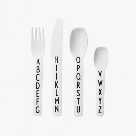 Design Letters Besteckset ABC
