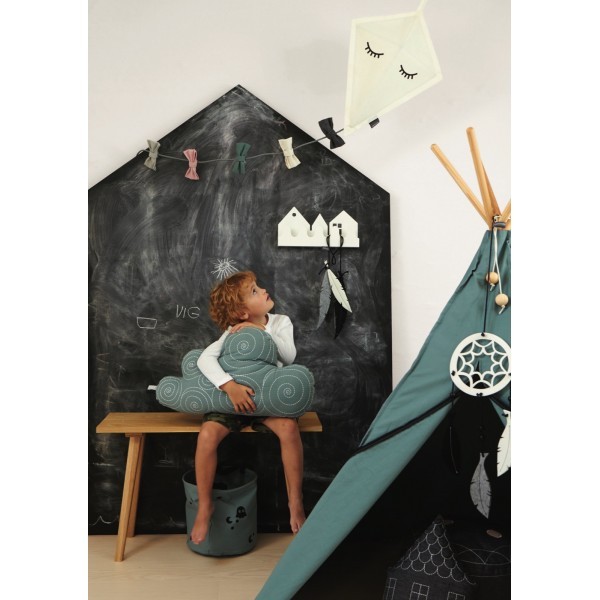 roommate kinderzimmerlampe drache aus stoff. Black Bedroom Furniture Sets. Home Design Ideas