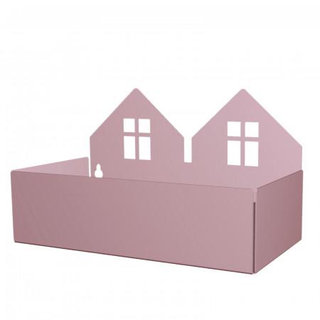 Roommate Twin Town Box Aufbewahrung Violett