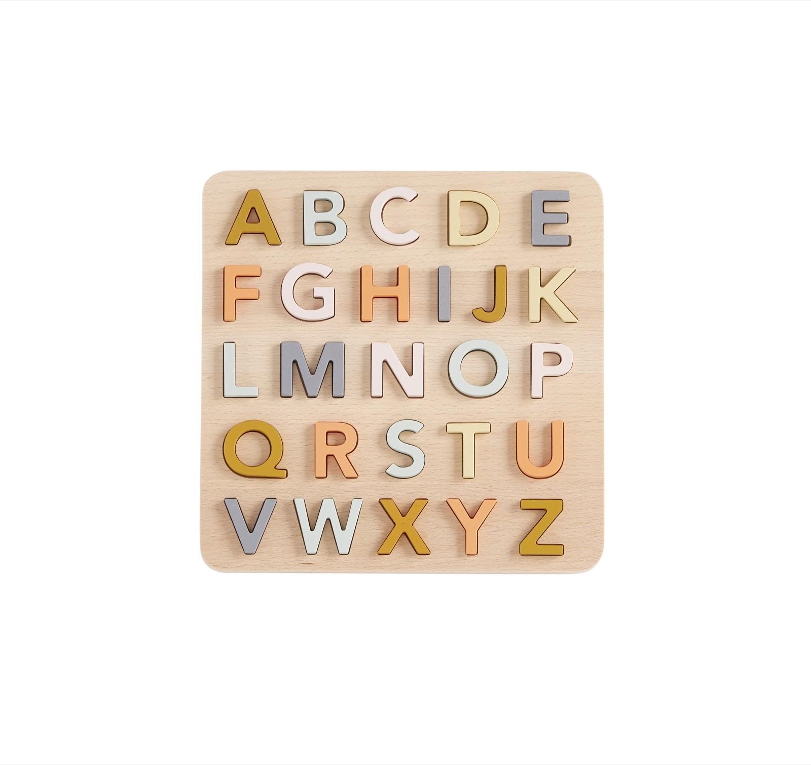 Kids Concept ABC Puzzle aus Holz