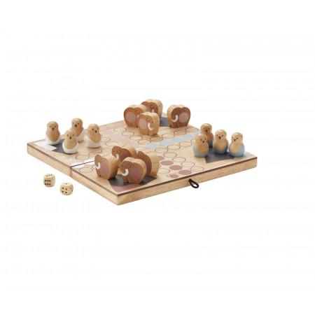 "Kids Concept Spiel ""Mensch ärgere dich nicht"" NEO aus Holz"