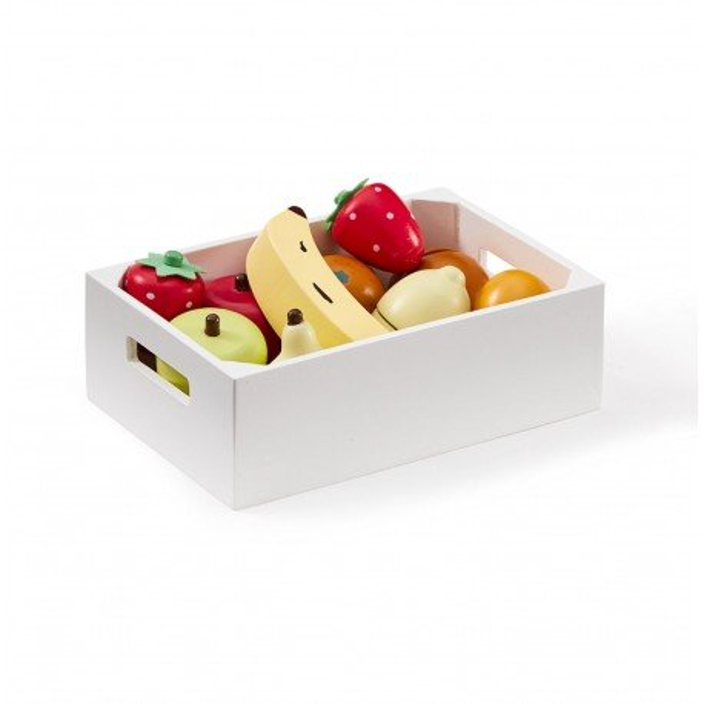 Kids Concept gemischte Obstkiste aus Holz
