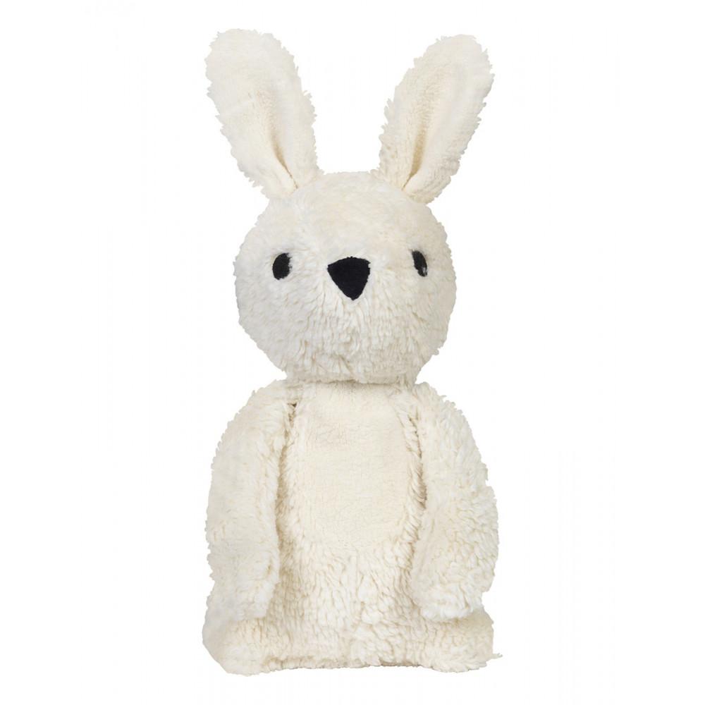 Franck & Fischer Kuscheltier Kaninchen Carla, weiß