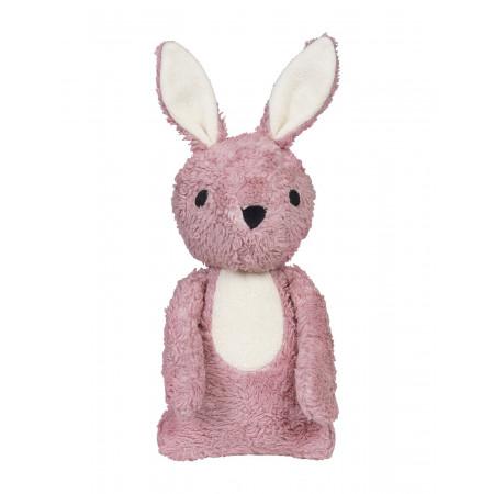 Franck & Fischer Kuscheltier Kaninchen Carla, rosa