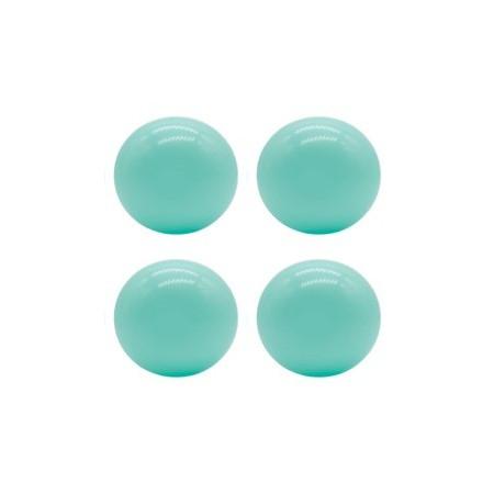 KIDKII 50 Extrabälle in mintgrün glänzend für dein Bällebad