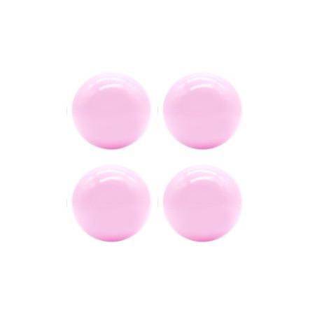 KIDKII 50 Extrabälle in pink matt für dein Bällebad