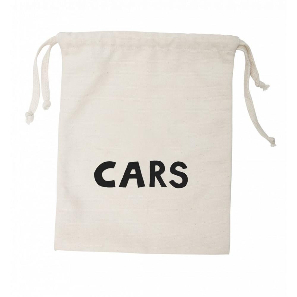 Tellkiddo Stoffbeutel Cars, klein