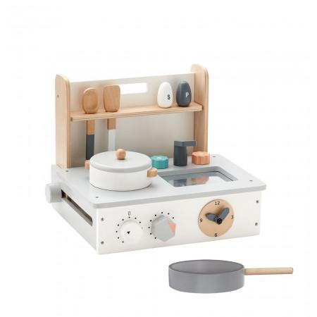 Kids Concept Tischküche aus Holz