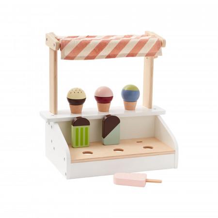 Kids Concept Eisverkaufsstand aus Holz