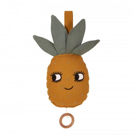 Roommate Spieluhr Ananas