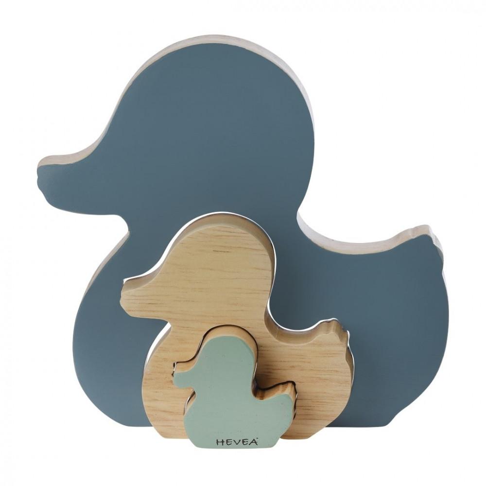 Hevea Steckpielzeug Kawan aus Holz