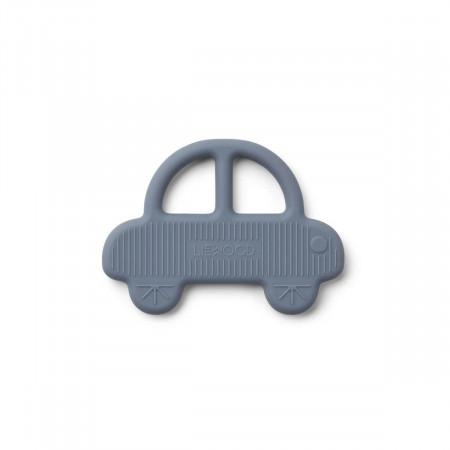 Liewood Beißring Auto Blau