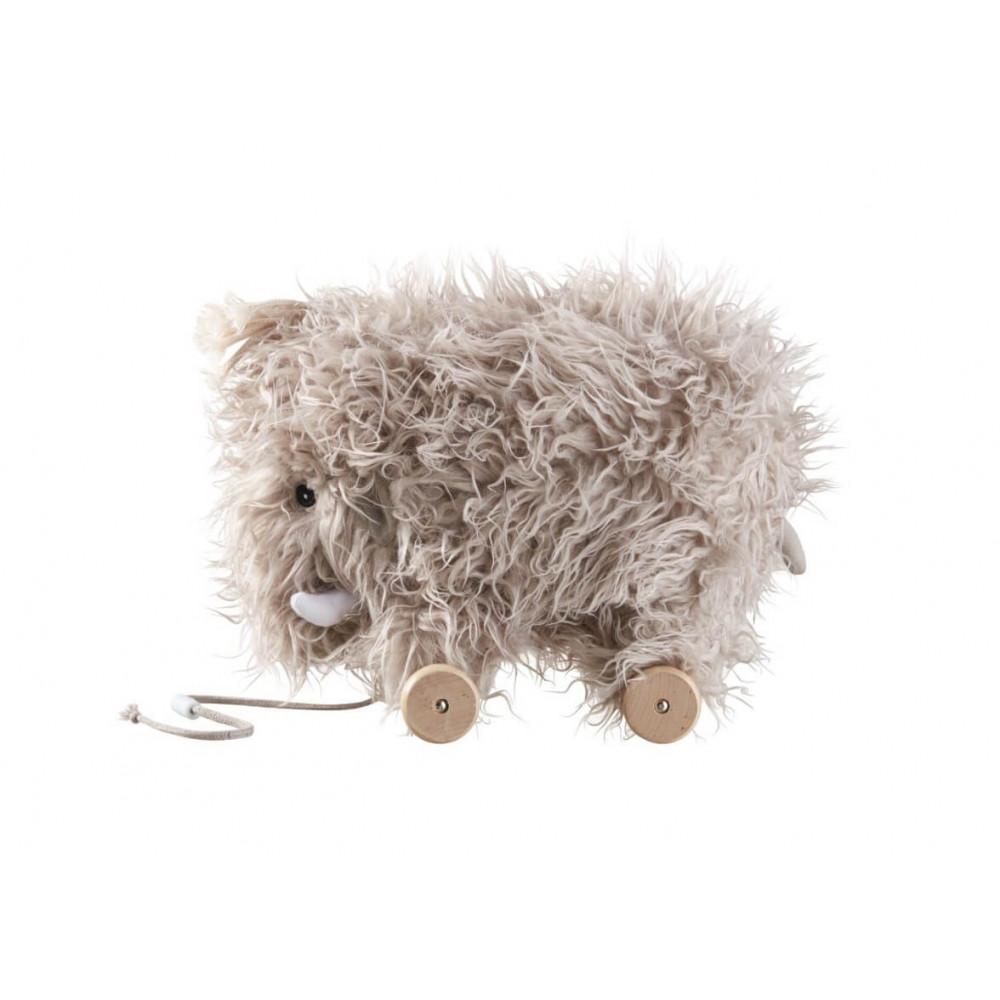 Kids Concept Nachzieh Mammut