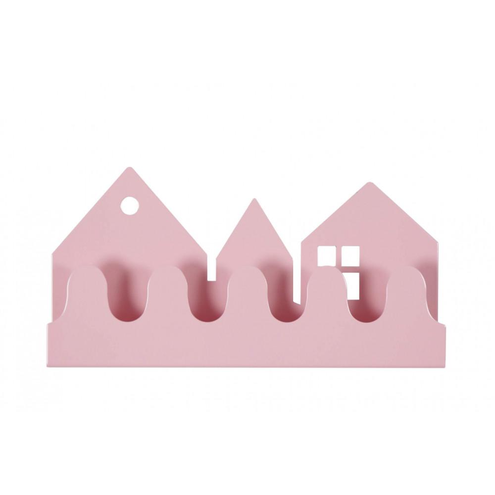 Roommate Kindergarderobe Village pastell rosa