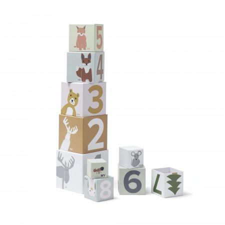 Kids Concept Stapelturm 1-10 Edvin