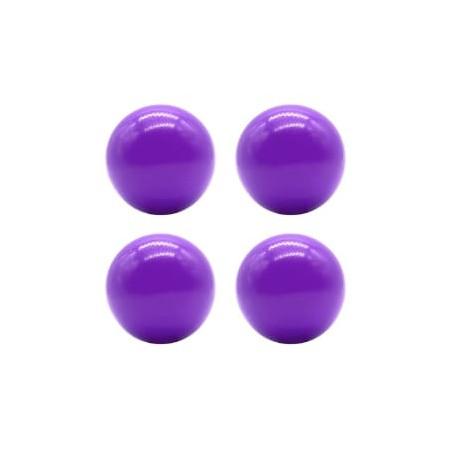 KIDKII 50 Extrabälle in lila für dein Bällebad