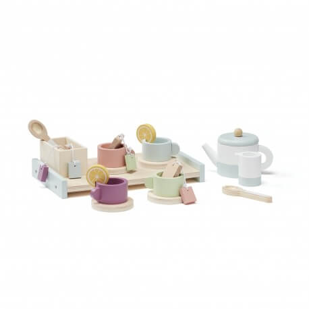 Kids Concept Tee-Service Bistro Holz