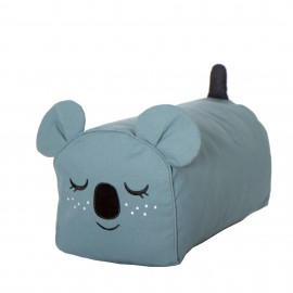 Roommate Pouf Koala, sea grey