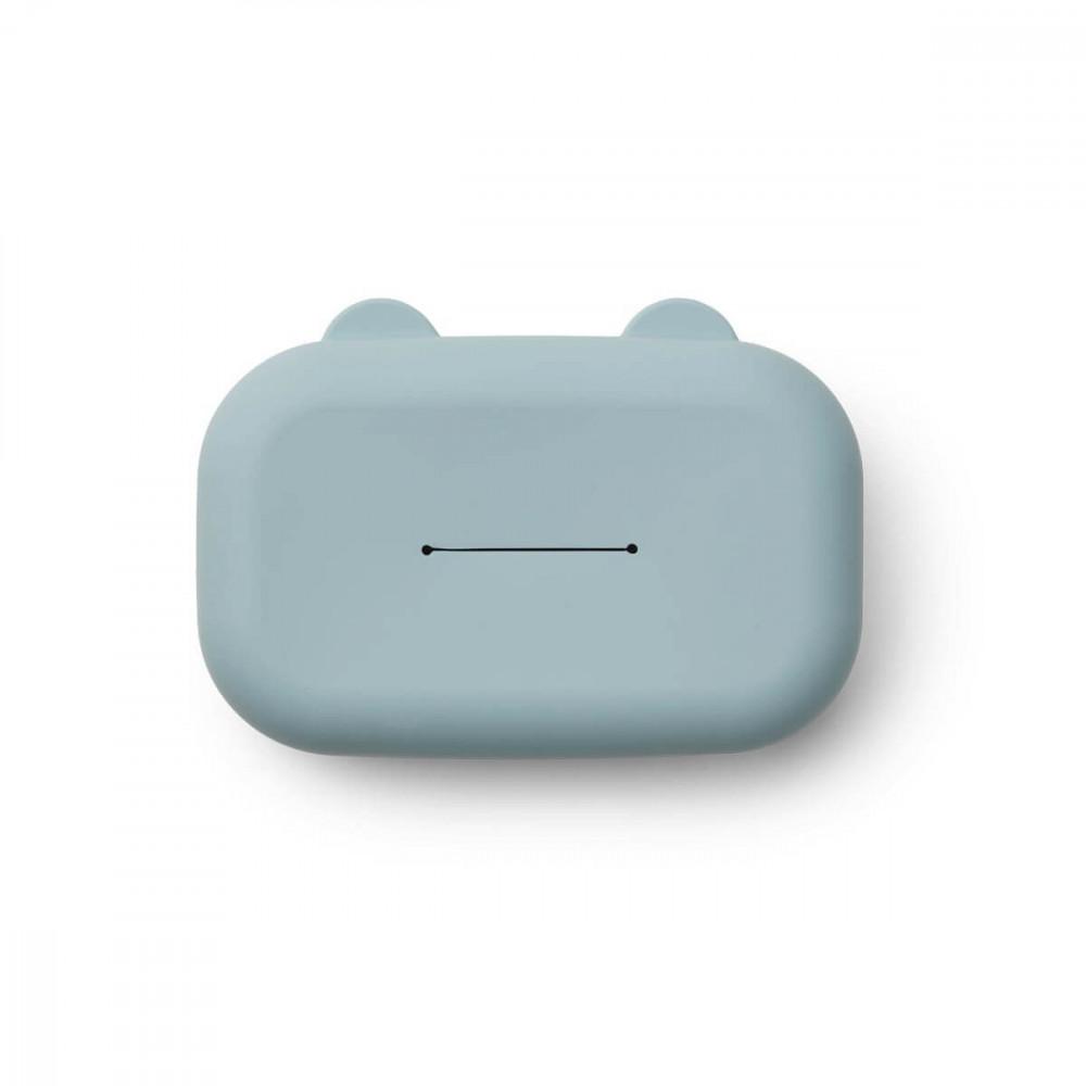 Liewood Feuchttücherbox, sea blue
