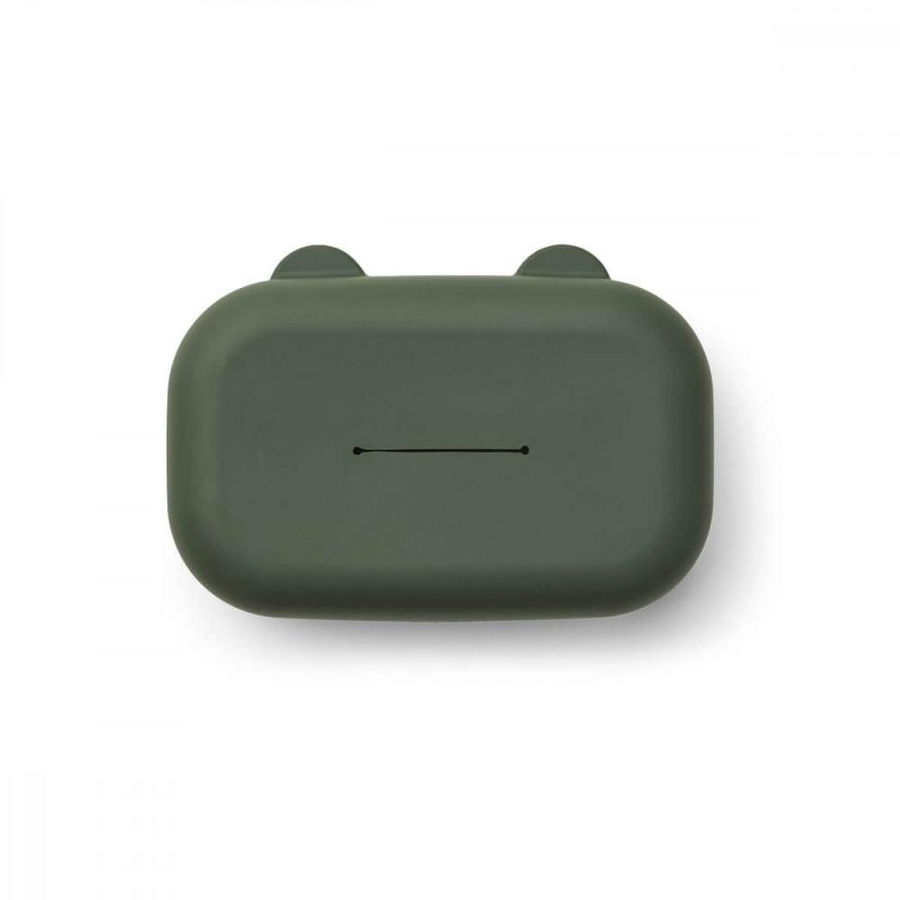 Liewood Feuchttücherbox, hunter green