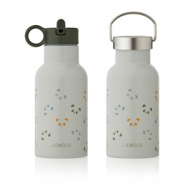 Liewood Trinkflasche Anker, Panda dove blue multi mix