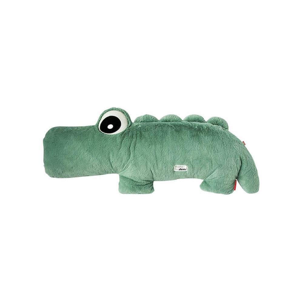 Done by Deer XXL Krokodil 1 Meter groß, grün