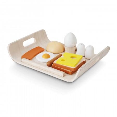 PlanToys Frühstücks Menü