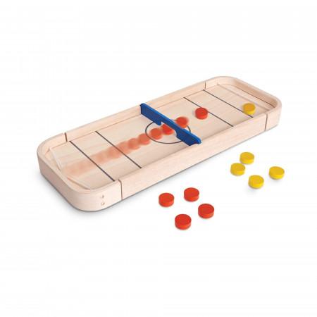 PlanToys Shuffleboard Spiel 2 in 1