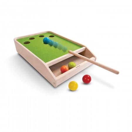 PlanToys Billiard-Spiel aus Holz