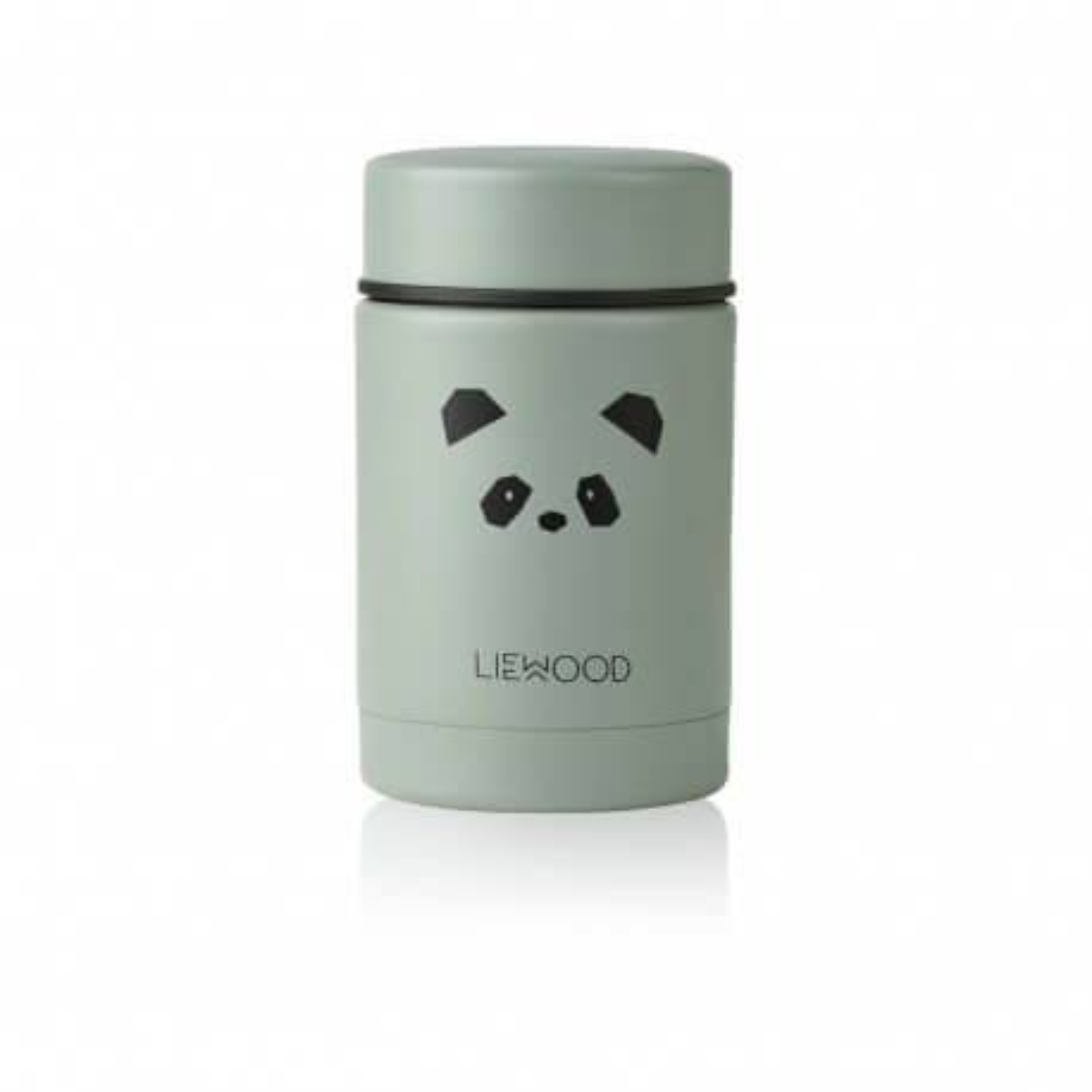 Liewood Thermobehälter Nadja, Panda peppermint