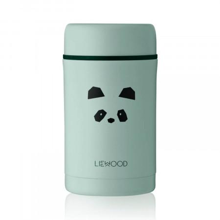 Liewood Thermobehälter Bernard Panda peppermint