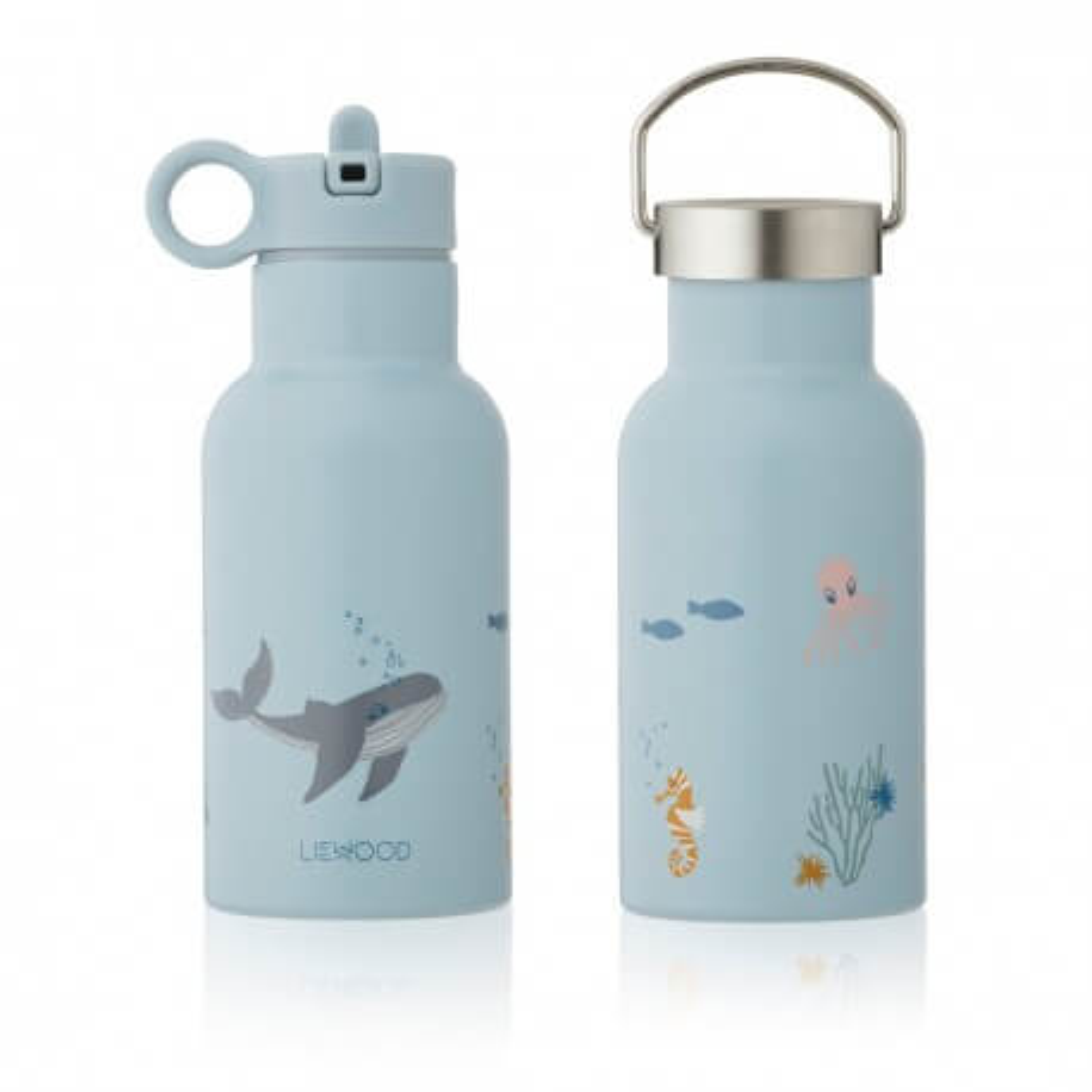 Liewood Trinkflasche Anker Sea creature mix