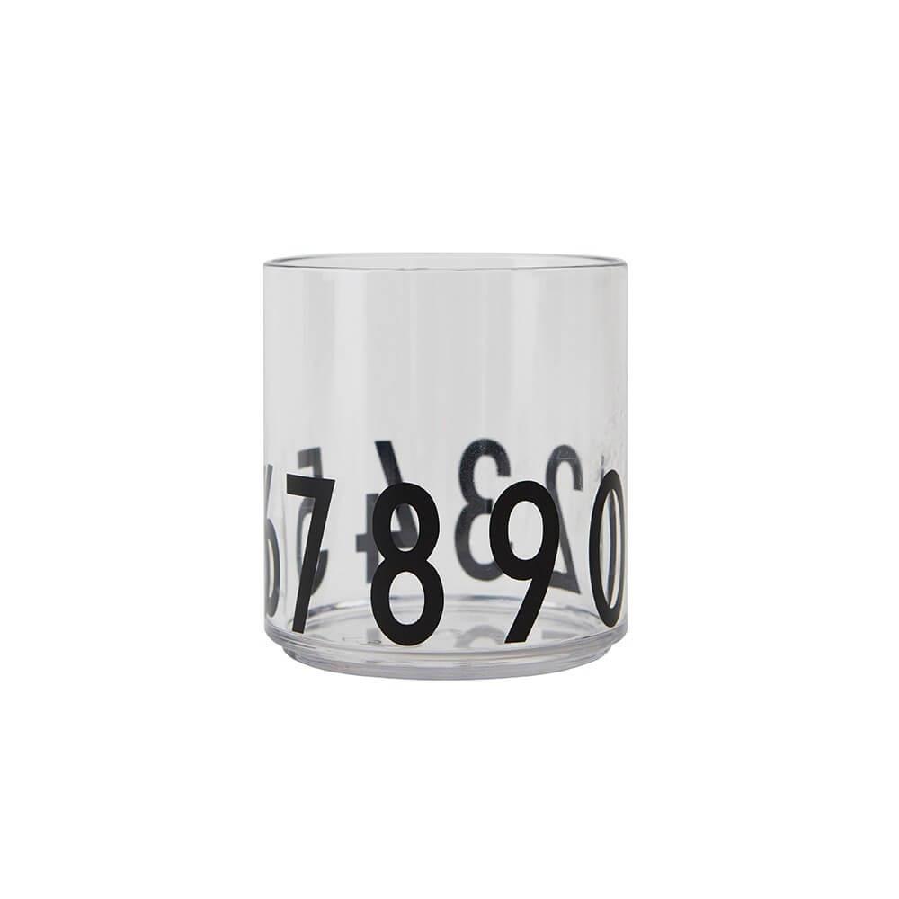 Design Letters Kids Tritan Trinkglas – 123