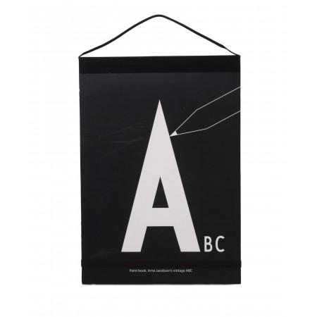 Design Letters Malbuch ABC