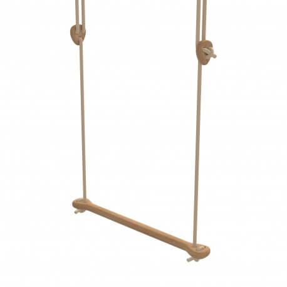 Lillagunga Trapez Bone Eiche - Seile beige