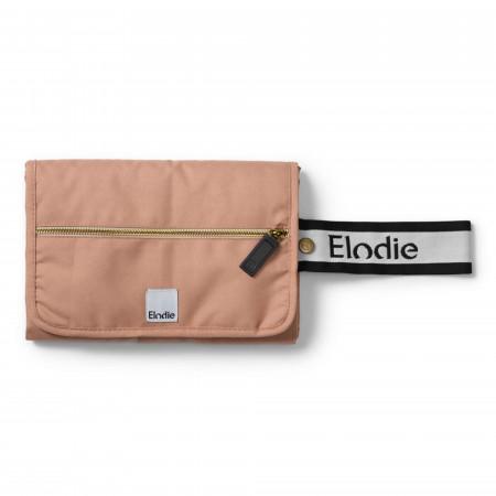 Elodie Details Wickelunterlage für unterwegs - Faded rose