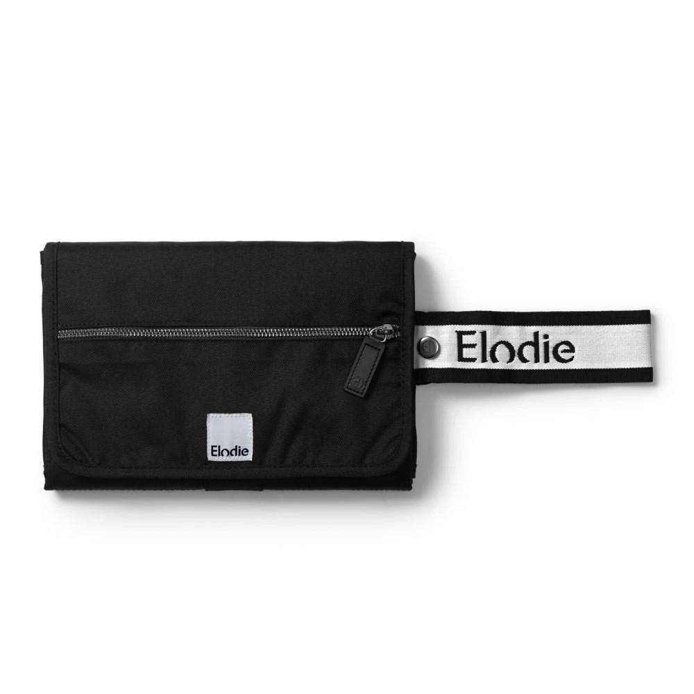 Elodie Details Wickelunterlage für unterwegs - Off black