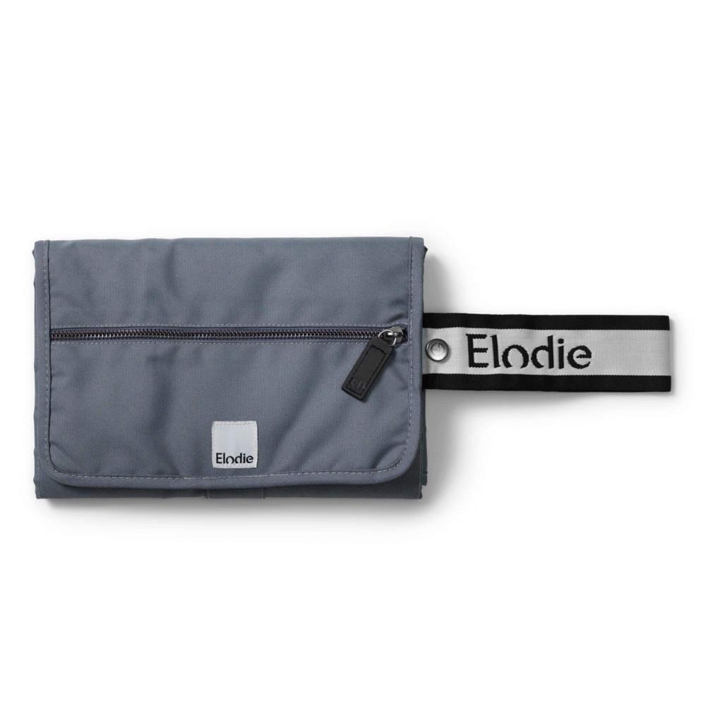 Elodie Details Wickelunterlage für unterwegs - Tender blue