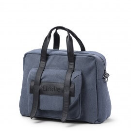 Elodie Details Wickeltasche - Signature Edition Juniper Blue